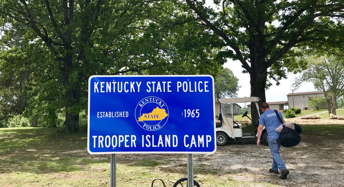 Glad to help, kystatepolice! Trooper Island Camp is a great program that paves the way for Kentucky kids to have a better tomorrow.