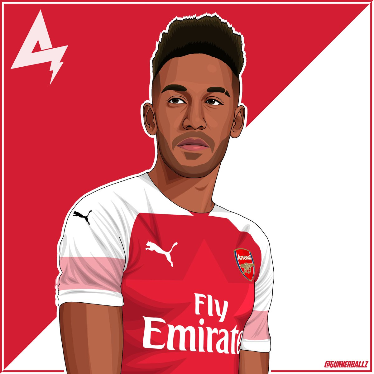 d476d1a42 GunnerballZ Twitter Tweet  Aubameyang keeps our hopes alive! 1-1 ⚽ 💥