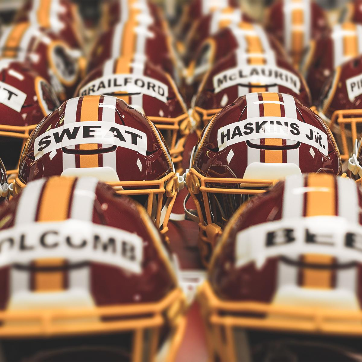 Redskins' 2019 draft class jersey numbers revealed