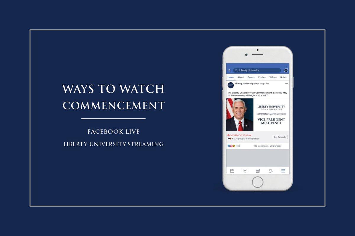 Liberty University's photo on Facebook Watch