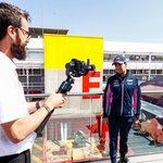 De vuelta en Europa, que sea una súper temporada europea! ••• We are back in Europe, let's make it a great European season! #SpanishGP #Checo11 #F1