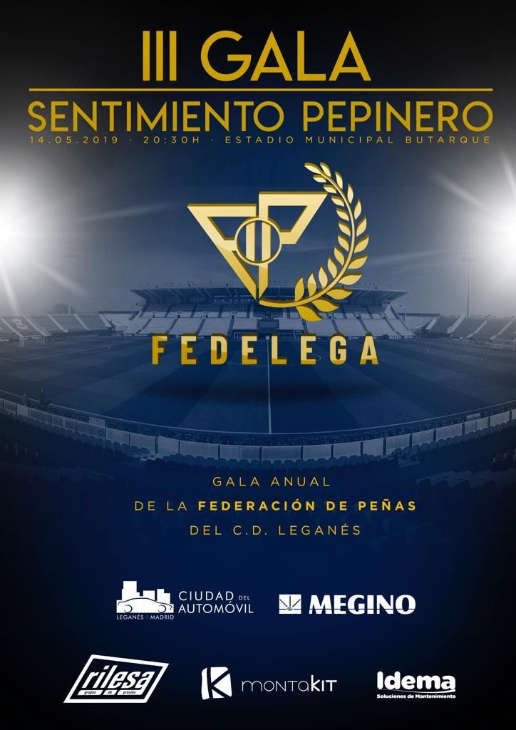 Fed Peñas Del C D Leganés On Twitter El Próximo Martes