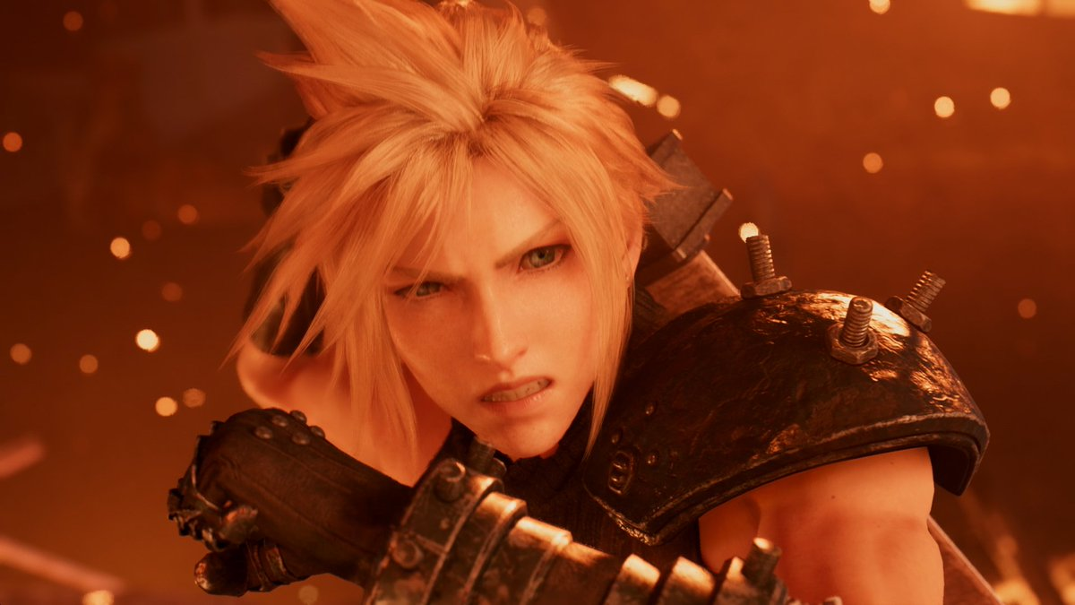 Watch the first Final Fantasy VII Remake gameplay trailer in nearly four years