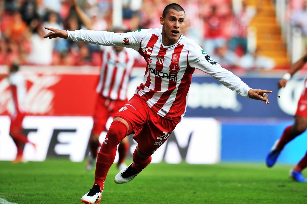 Cristian Calderón podría llegar a Tigres UANL en el Apertura 2019