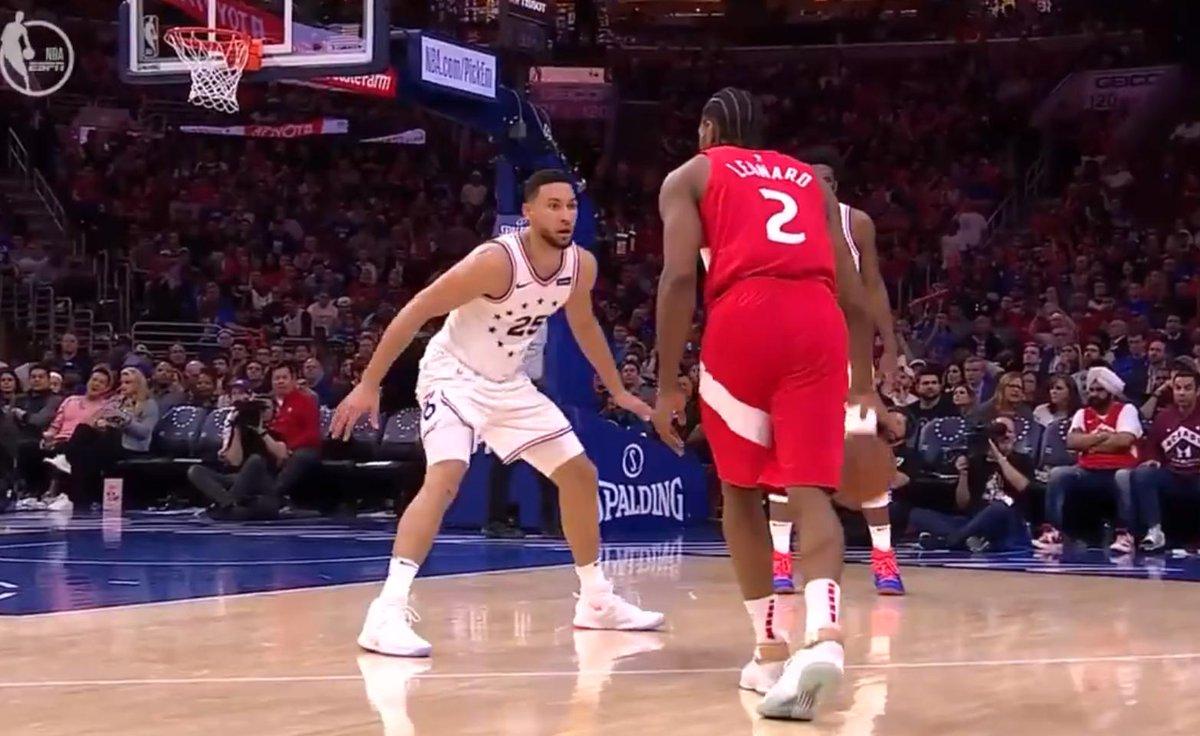 【影片】打得西帝懷疑人生!可愛單挑頂飛Simmons壓哨拋投,Butler來補防也沒用!-籃球圈