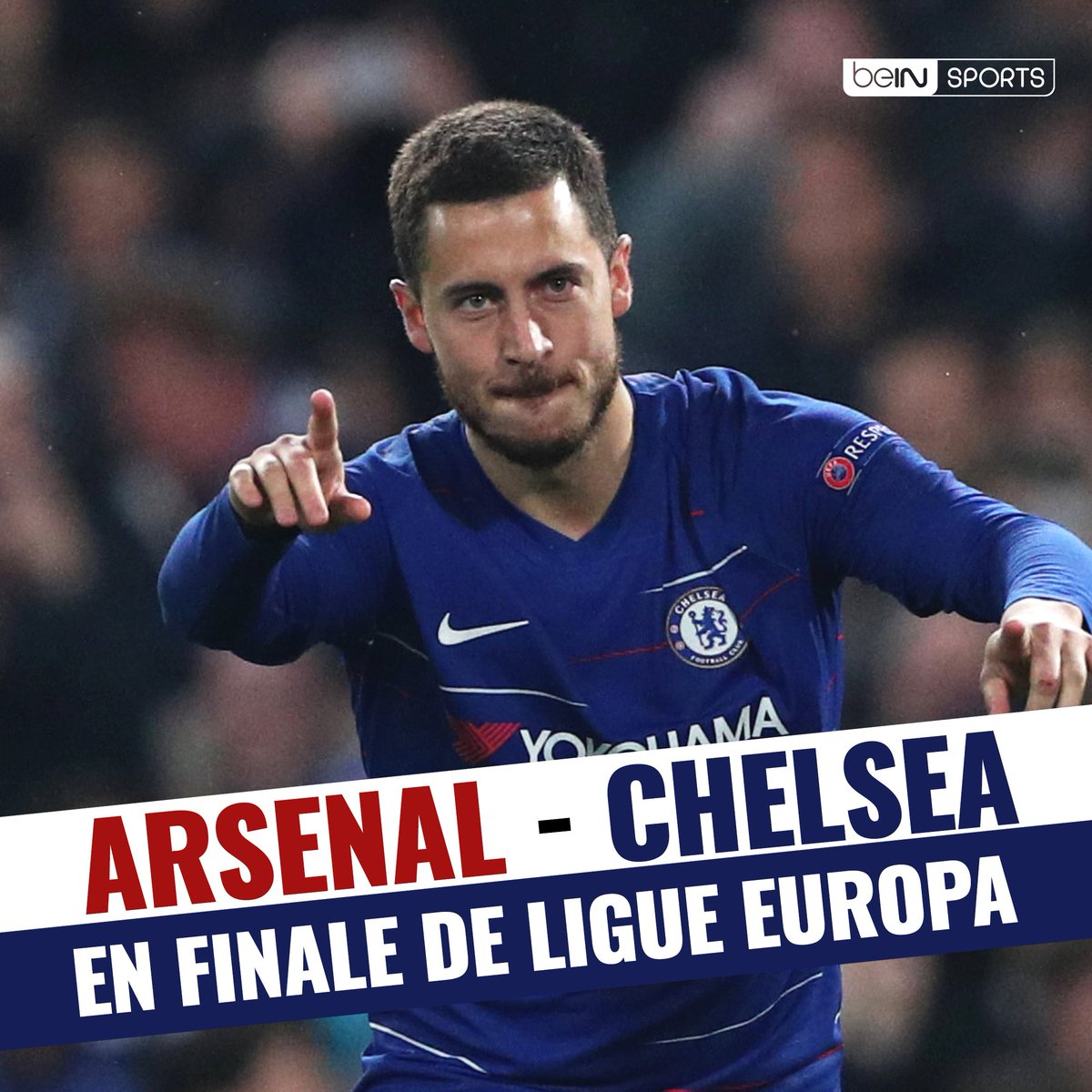 beIN SPORTS's photo on Francfort