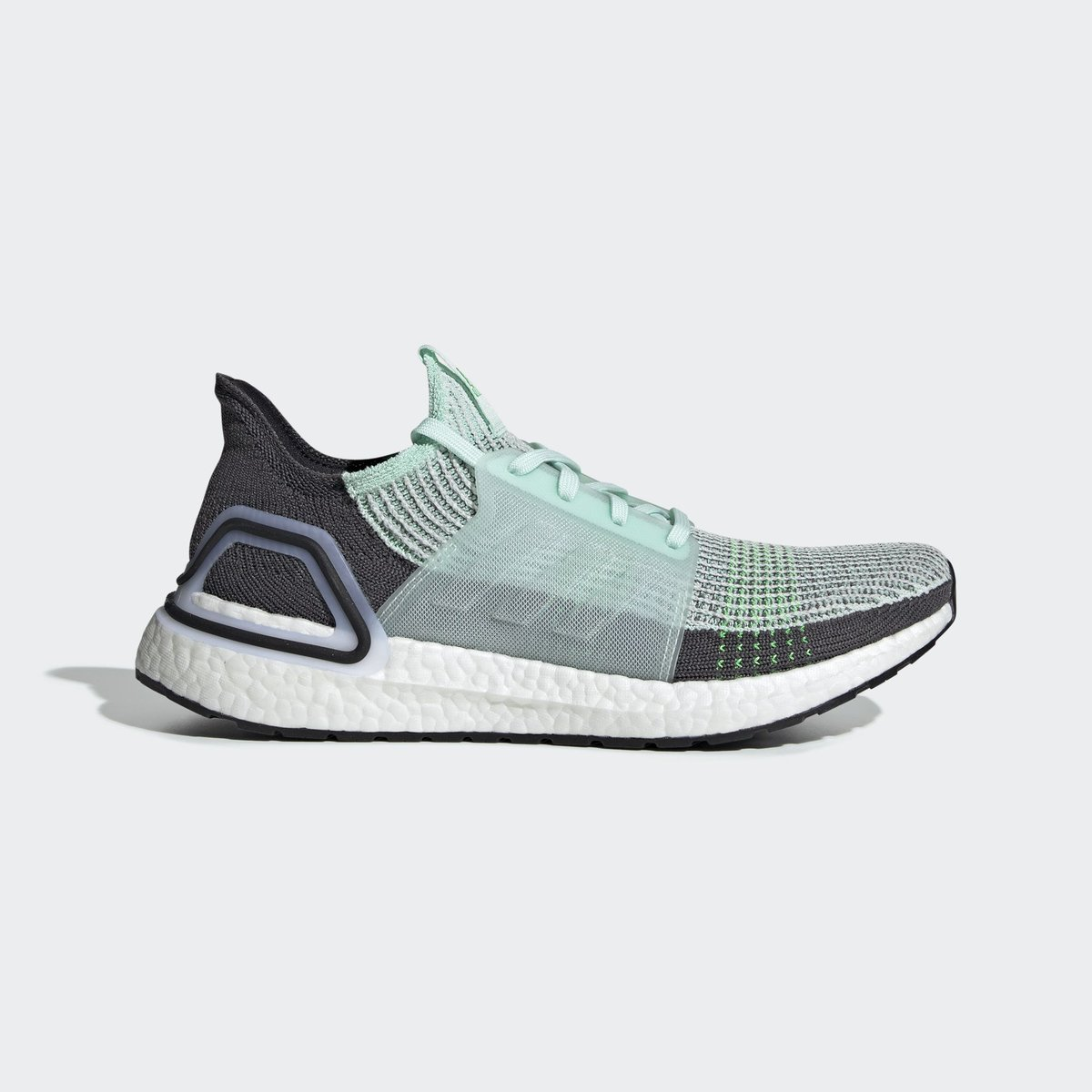 dea6841df0d31 Under retail on  SSENSE. adidas  UltraBOOST19 Ice Mint. Retail  180. Now   153 shipped. Use code SHOP15 at checkout.