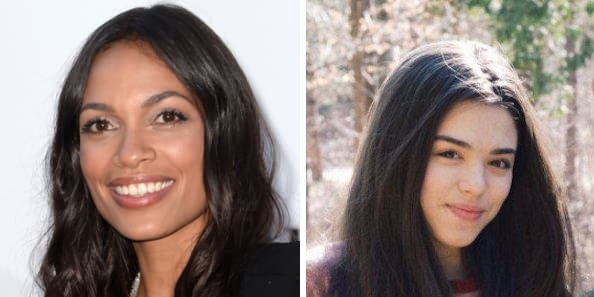 HAPPY BIRTHDAY !  Rosario Dawson  and  Alexandra Chaves