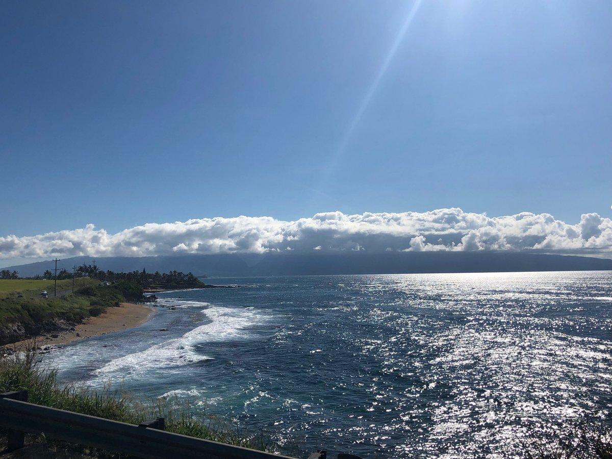 test Twitter Media - North shore looking clear and beautiful. #cmweather #Maui #Mauinokaoi https://t.co/IHhmejqVub