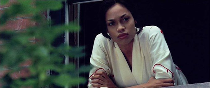 Happy birthday Rosario Dawson, whom I liked very much in my favorite Spike Lee film so far, 25th hour.