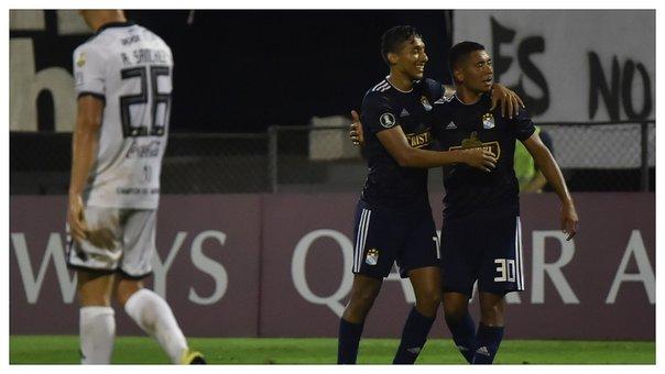Olimpia 0 Sporting Cristal 1 - Copa Libertadores 2019 - Primera Ronda - Vídeo D6KvwswXsAEvkVD?format=jpg&name=small