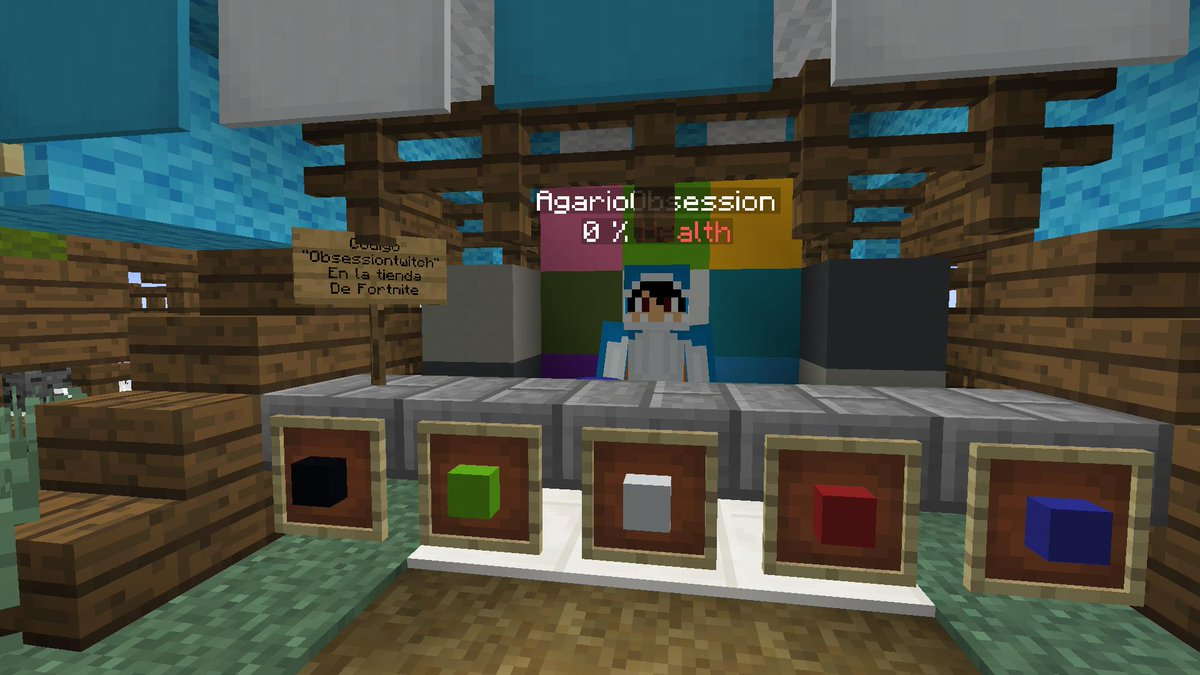 "ObsessionTwitch 🎄 auf Twitter: ""Minecraft Server @TeamMoctezuma 🦅 Abierto  para todos / No premium / Rangos / Trabajos / Survival / Tienda Creado por  @cumtost Ip: https://t.co/AqB1WTk6DP #SéAzteca… https://t.co/OHx5R4qfwZ"""