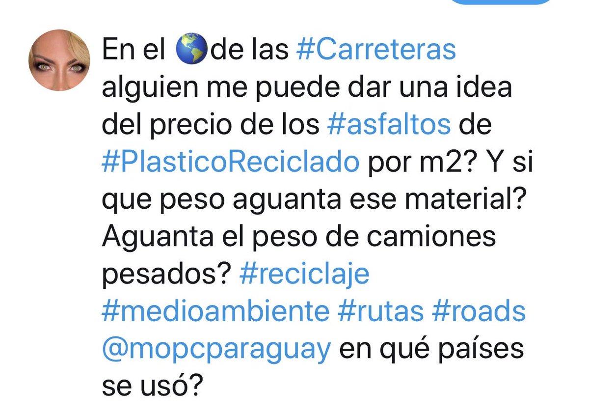 Hashtag #plasticoreciclado sur Twitter