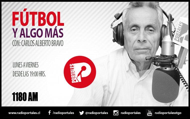 Radio Portales's photo on carlos alberto