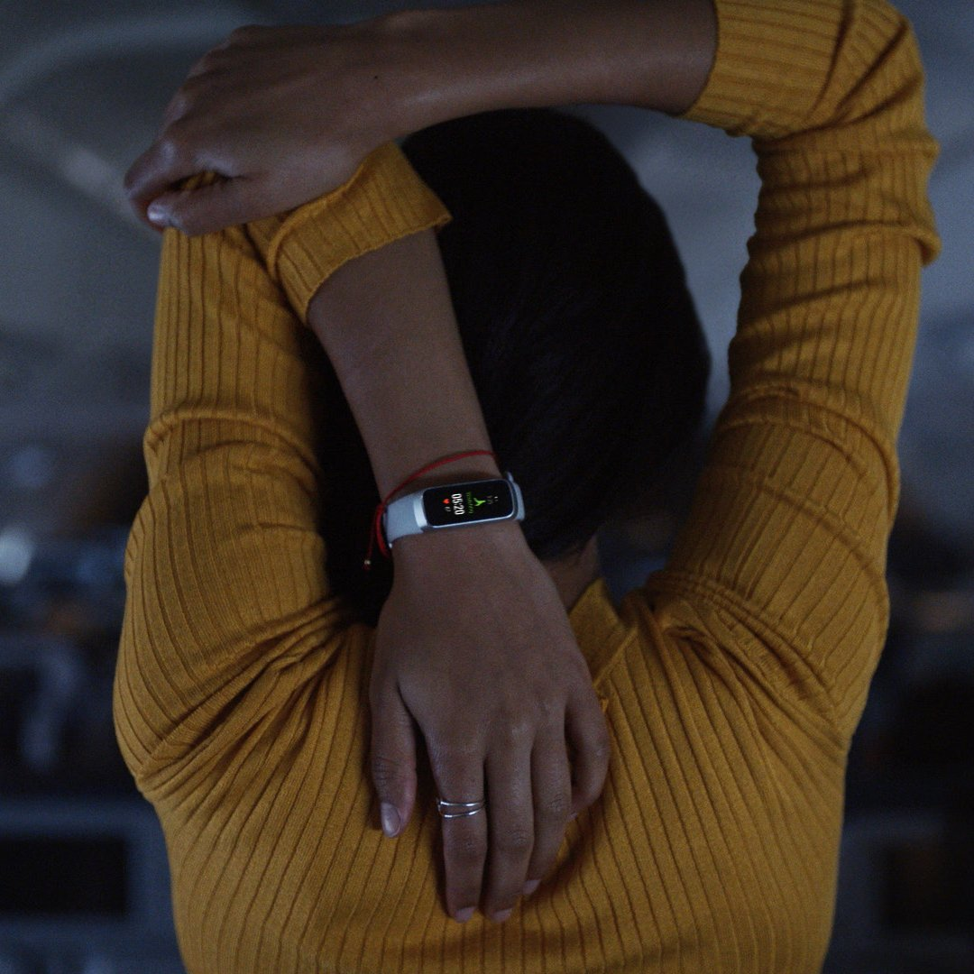 Choose a workout and go.Introducing next generation design #GalaxyFit.Learn more: http://smsng.co/GalaxyFit