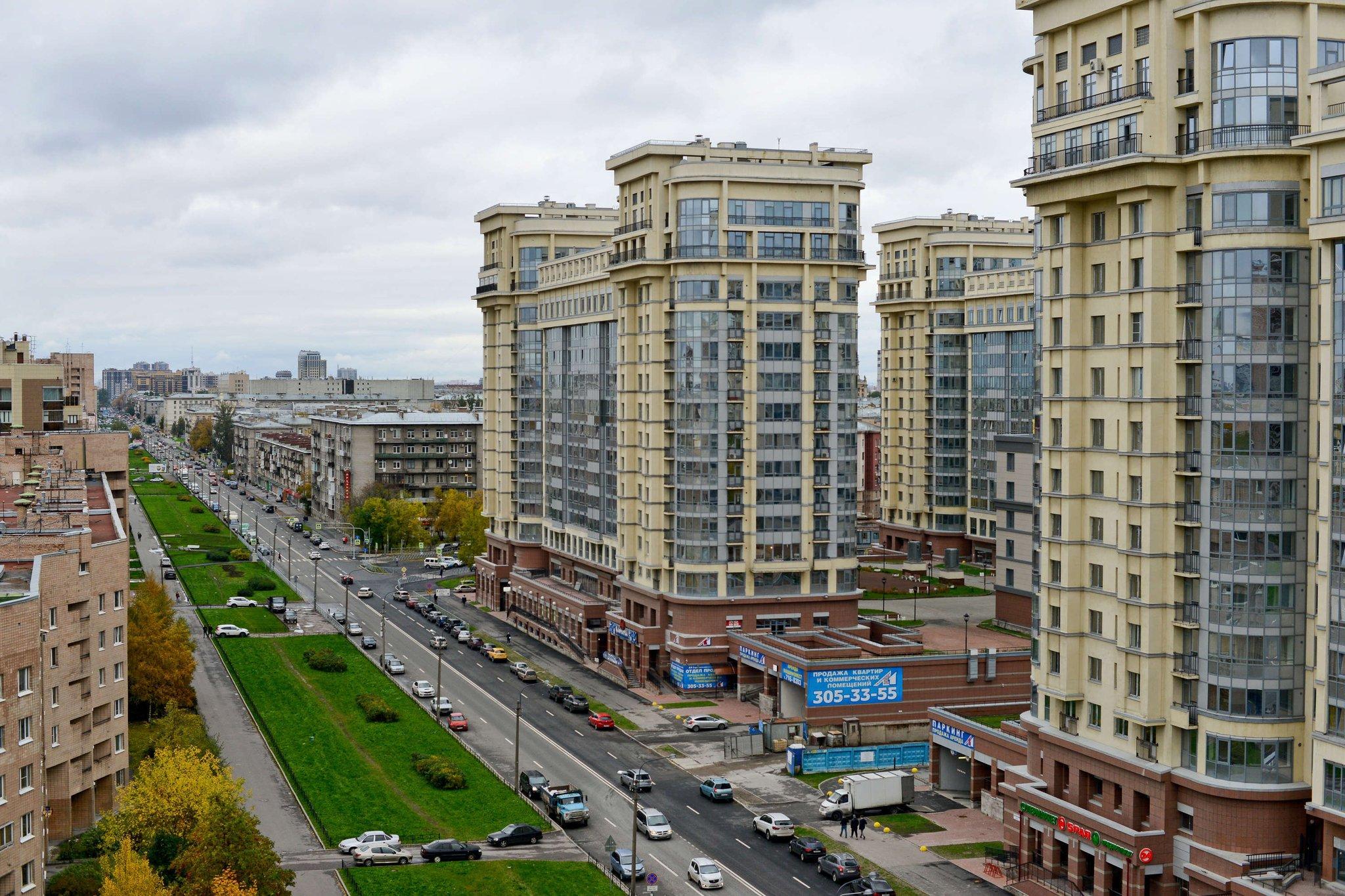 фотографии всех новостроек санкт петербурга