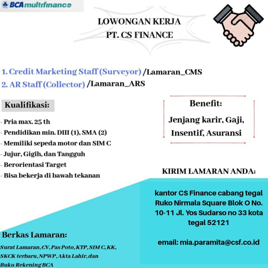 Logo Bca Multifinance Kumpulan Materi Pelajaran Dan Contoh Soal 2