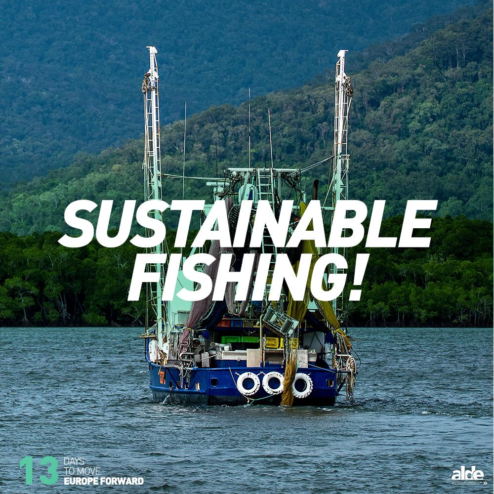 🐟 Throughout this mandate we have focused on the implementing the EUs Common Fisheries Policy. We remain committed to restoring fish stocks at sustainable levels, protecting the marine environment and ensuring long-term employment and socio-economic benefits.
