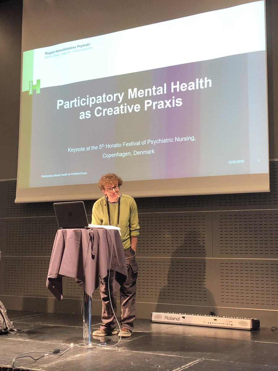 Horatio European Festival of Psychiatric Nursing 2019 - Day 2