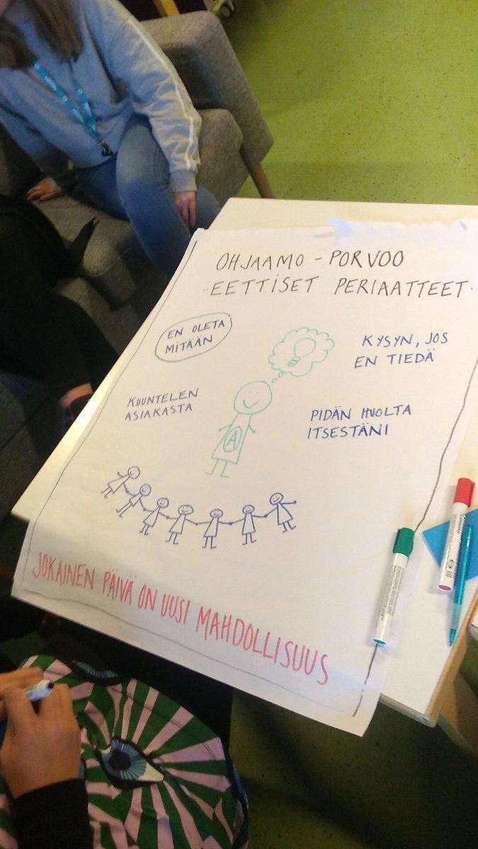 Valmennamme, koulutamme, tutkimme ja kehitämme #ohjaamo'ja muun muassa @TESSUprojekti'ssa, @ProjektiUraa'ssa ja @osmoprojekti'ssa. @pukkilapaivi @SUusinoka @taru_lilja @jaakkohelander @Kallixia @elinamrantala @MSuomaa