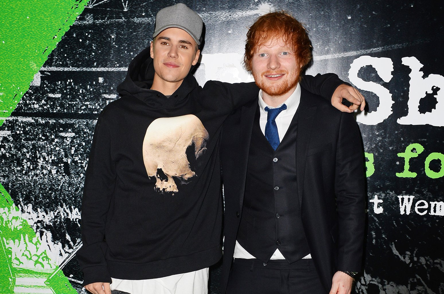 Ed Sheeran & Justin Bieber I Don't Care Lyrics