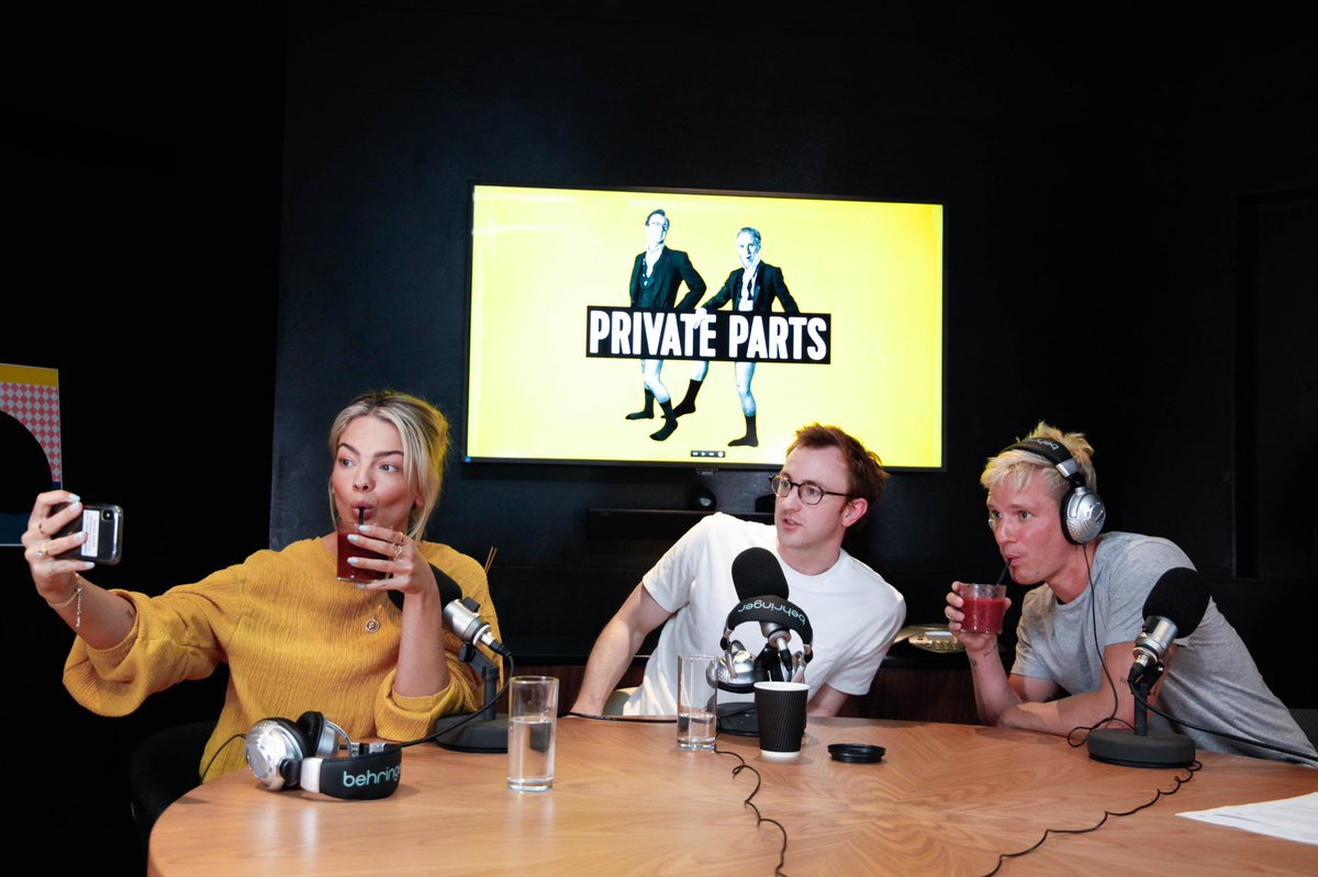 Had such a fun time on @PrivatePodcast with @JamieLaing_UK & @FrancisBoulle Click the link to listen!  https://t.co/CTcQEHwWLi https://t.co/bU2eJ2dPOJ
