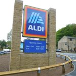 Image for the Tweet beginning: Another great Aldi store opened