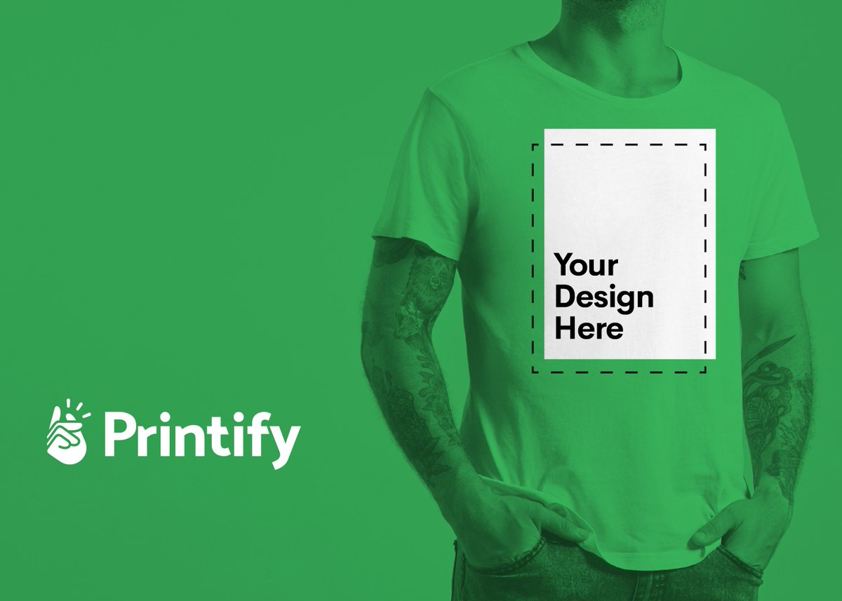 Hashtag #printify sur Twitter