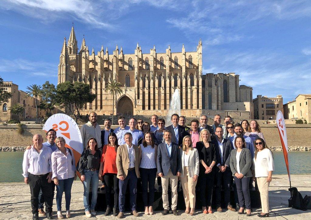 Ciudadanos Palma: Vamos a aumentar la flota y la frecuencia horaria de los autobuses de la EMT