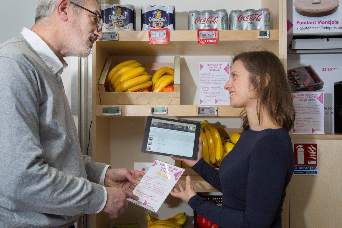 📣📣 La Boutique connectée nomade, vient à votre rencontre à Persan et Beaumont (95) les 16 et 17 mai. Venez tester des solutions digitales pour développer votre commerce ! 👉   cc @[CCI Val-d'Oise] #attirer #vendre #fidéliser #gérer