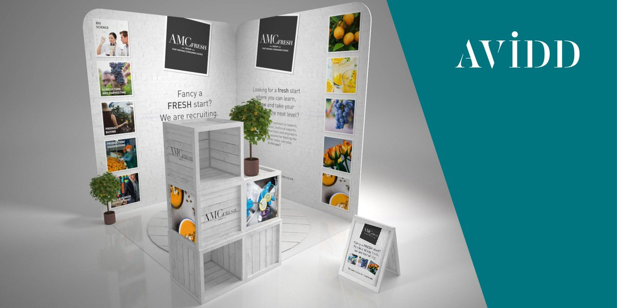 Exhibition Stand Design Peterborough : Avidd design @avidddesign twitter
