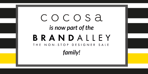 39f8cbf2c Continue to enjoy great savings on all of your favourite Cocosa brands as  well as up to 80% off @BrandAlleyUK's fantastic fashion, home, beauty and  kids ...