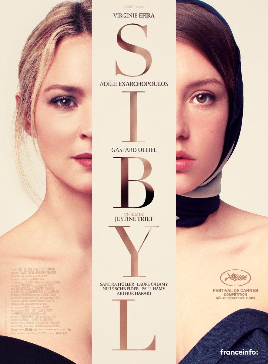 Air France Studio est le partenaire du film #Sibyl de Justine Triet au 72e @Festival_Cannes . Rendez-vous le 24 mai pour sa projection lors de la Sélection Officielle #Cannes2019 #AirFrance  🎥✈️
