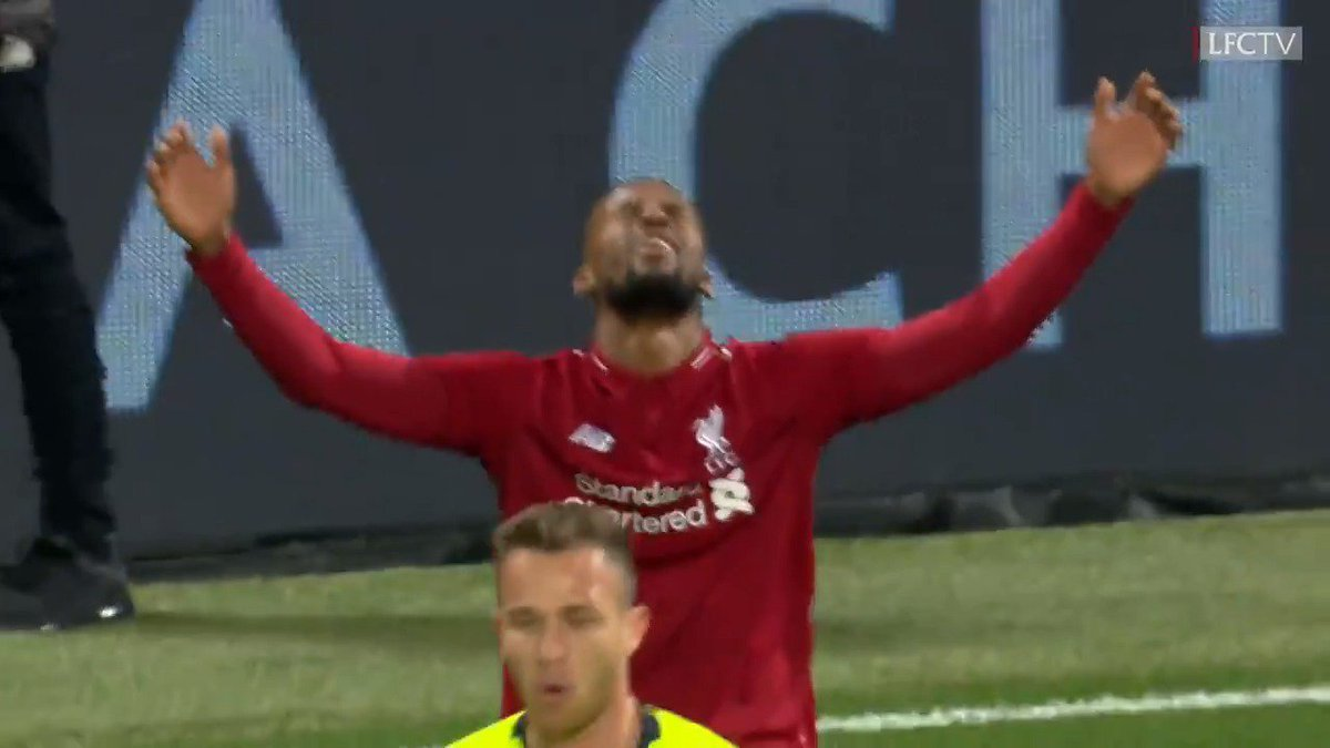 Liverpool FC's photo on FULL TIME