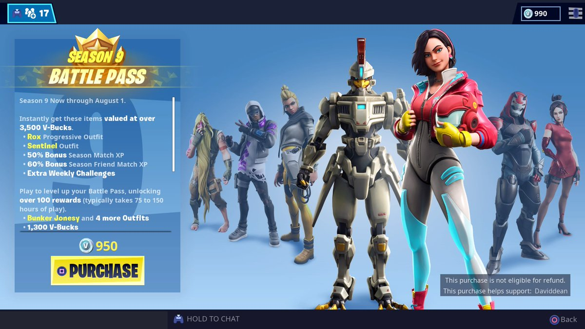 fortnite 9.00 patch notes english