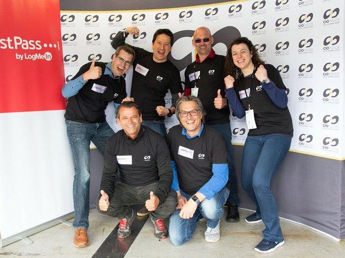 Anfang der Woche hat beim #RedBull Ring in Spielberg der CIO Inside Summit statt...