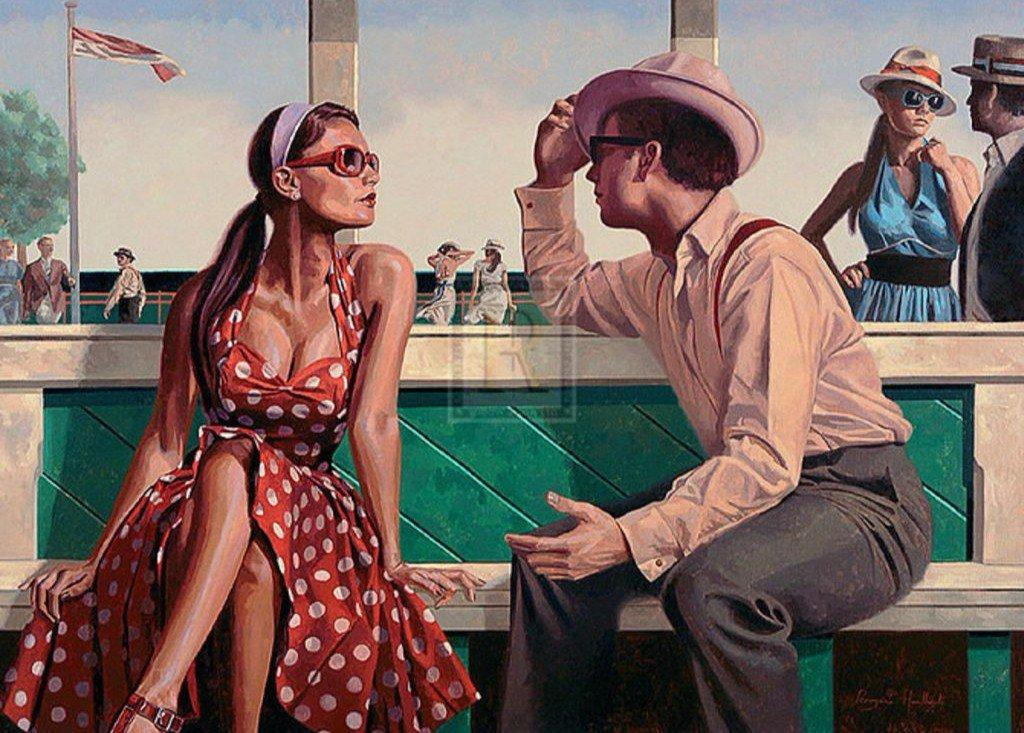 Картинки, прикольные картинки мужчина и женщина нарисованные