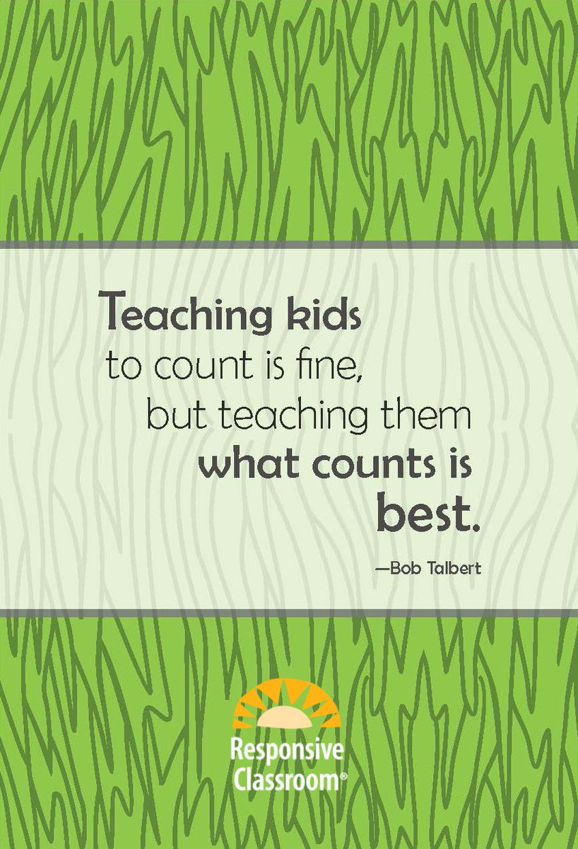 👏👏👏💕 #TeacherAppreciationWeek #ThankATeacher #ResponsiveClassroom #SocialEmotionalLearning #SEL #teachersrock