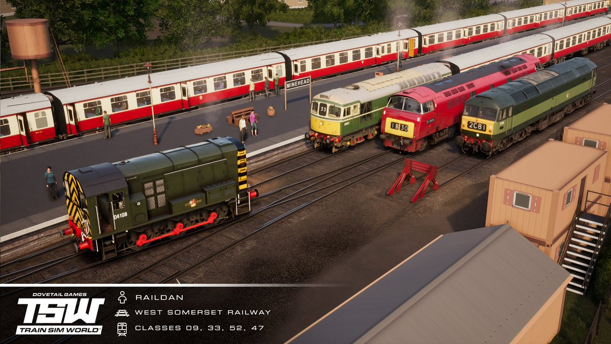 Train Sim World 2020 on Twitter: