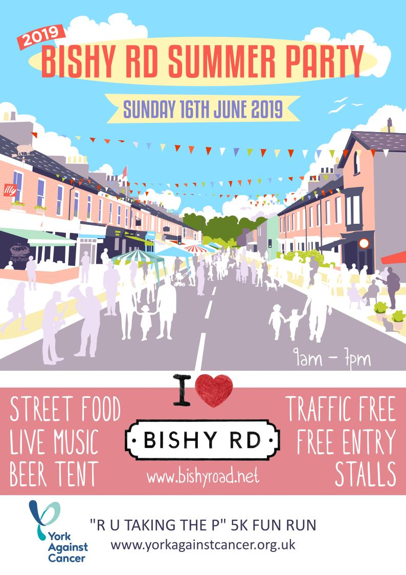 Bishy Road Street Party