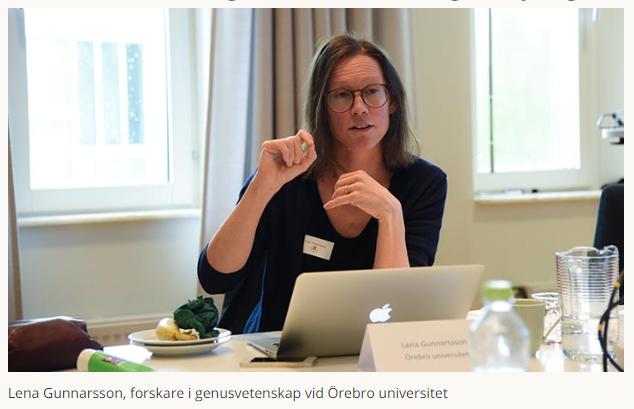 Örebroforskare tog del av praktikers erfarenhet av sugardejting. Sexköp eller inte? https://www.oru.se/nyheter/sexkop-eller-nagot-annat-praktiker-gav-forskare-underlag-for-studie-av-sugardejting/…