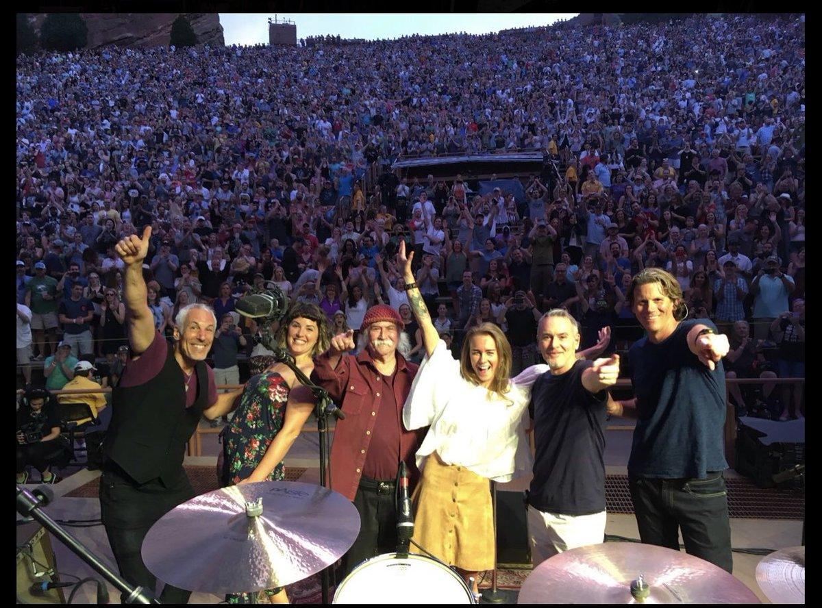 Stoked for opening night with David Crosby SkyTrails Band Tonight In Minneapolis! #davidcrosby #openingnight<br>http://pic.twitter.com/WOBxwDldL3