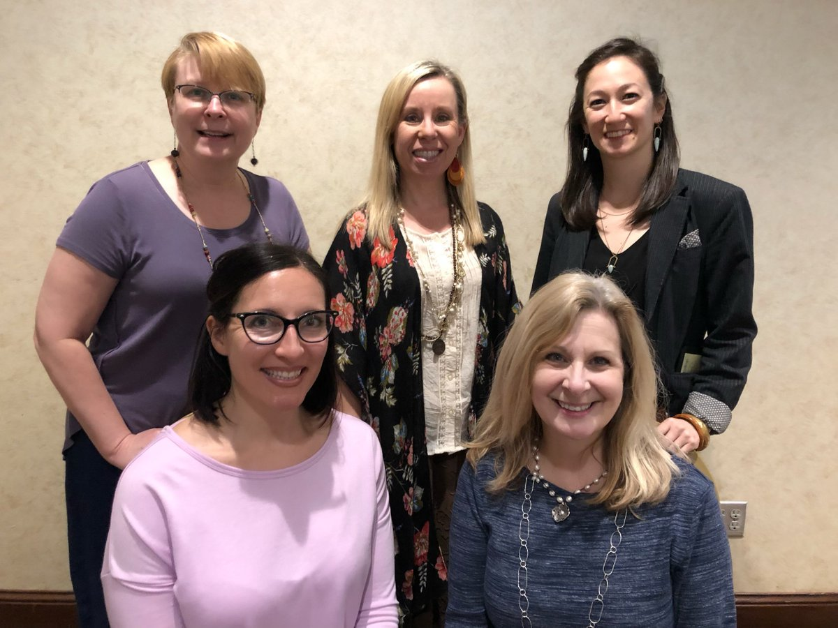 test Twitter Media - Our Professional Development Team had a great time watching @libdeborahford present yesterday about What's New in Children's Literature!  Looking for staff training for the upcoming year? Let us know! Sessions are already being scheduled! https://t.co/Lm37HaY8mK