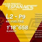 [INFO] 🇪🇸 Carlos Sainz, noveno en los Libres 2 del GP de España con mucho rodaje 👉 https://t.co/vQ5eouUsj1     🇬🇧 P9 and high mileage for Carlos Sainz in Free Practice 2 at Spanish GP 👉https://t.co/8OdeJdBd2s       #carlo55ainz #SpanishGP 🇪🇸 #F1 #FP2