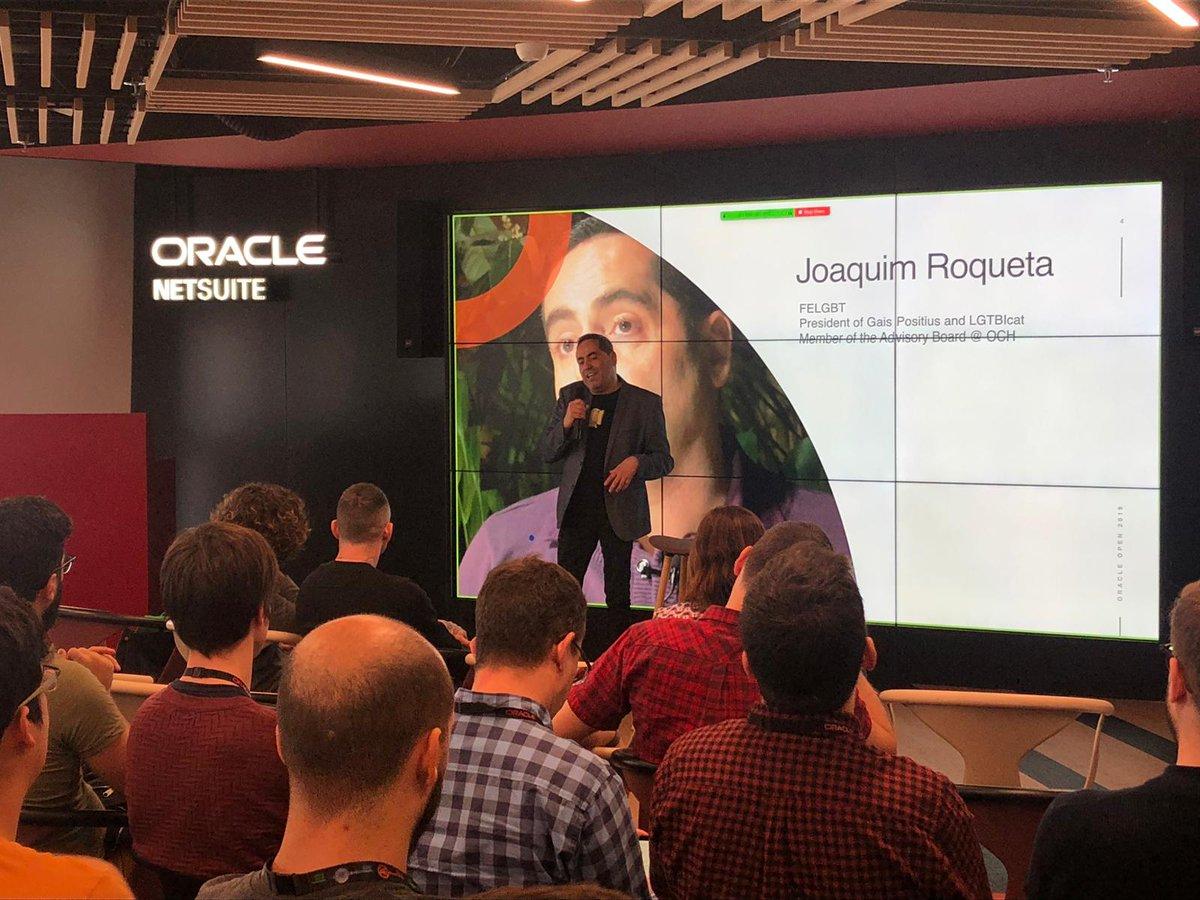 Oracle NetSuite Barcelona Development Hub (@netsuitebcn) | Twitter
