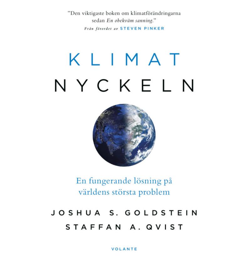 841e7203 Läs själv i @QvistStaffan och @GoldsteinJoshua bok: https://volante.se/bocker/klimatnyckeln/  … #Klimat #SavethePlanetwithNuclearpic.twitter.com/MNqOXXwgYd