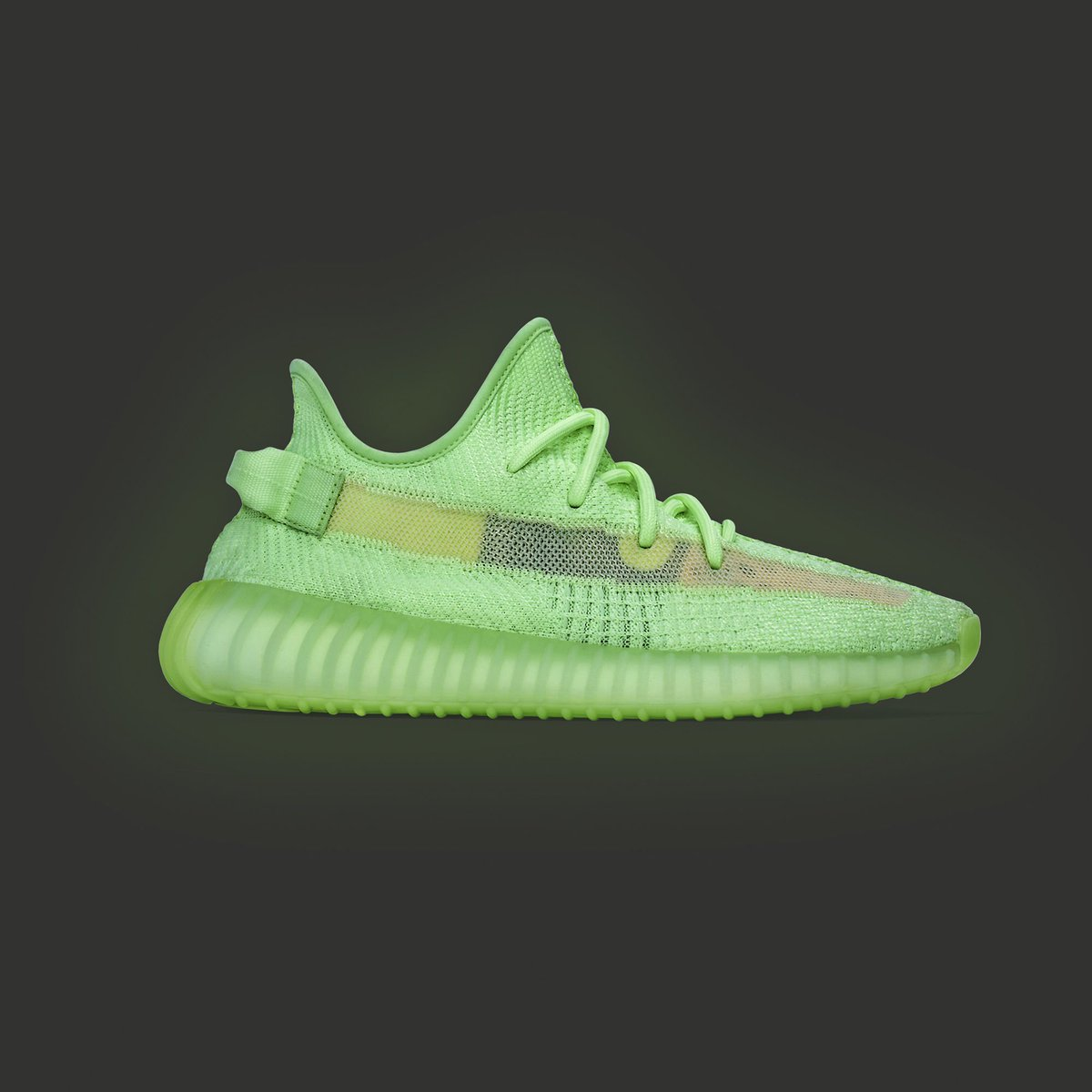 3ee535dd01f85 Official Images of upcoming adidas Yeezy Boost 350 V2  Glow in the Dark   rumored to release this coming May 25thpic.twitter.com JWfO6lzSJ8