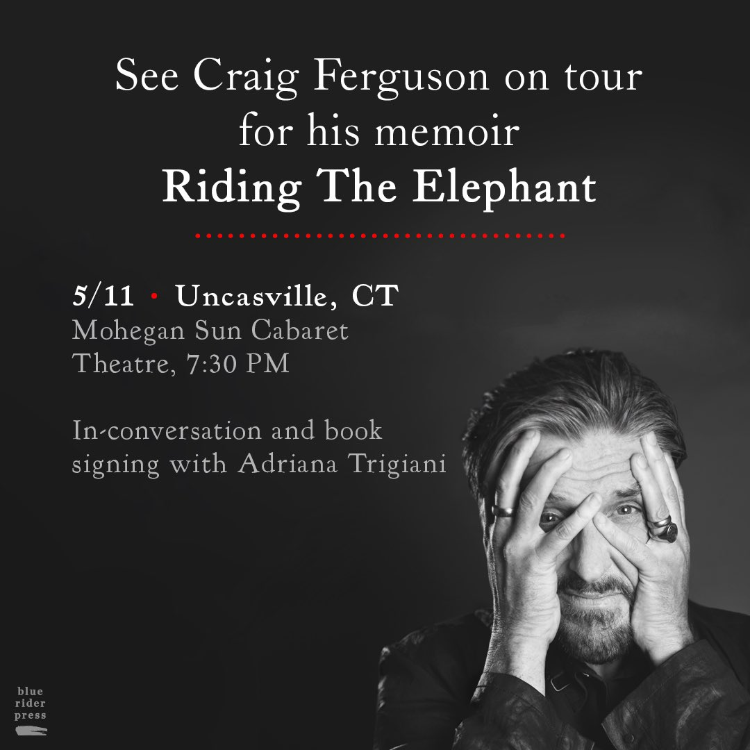 Craig Ferguson (@CraigyFerg)   Twitter