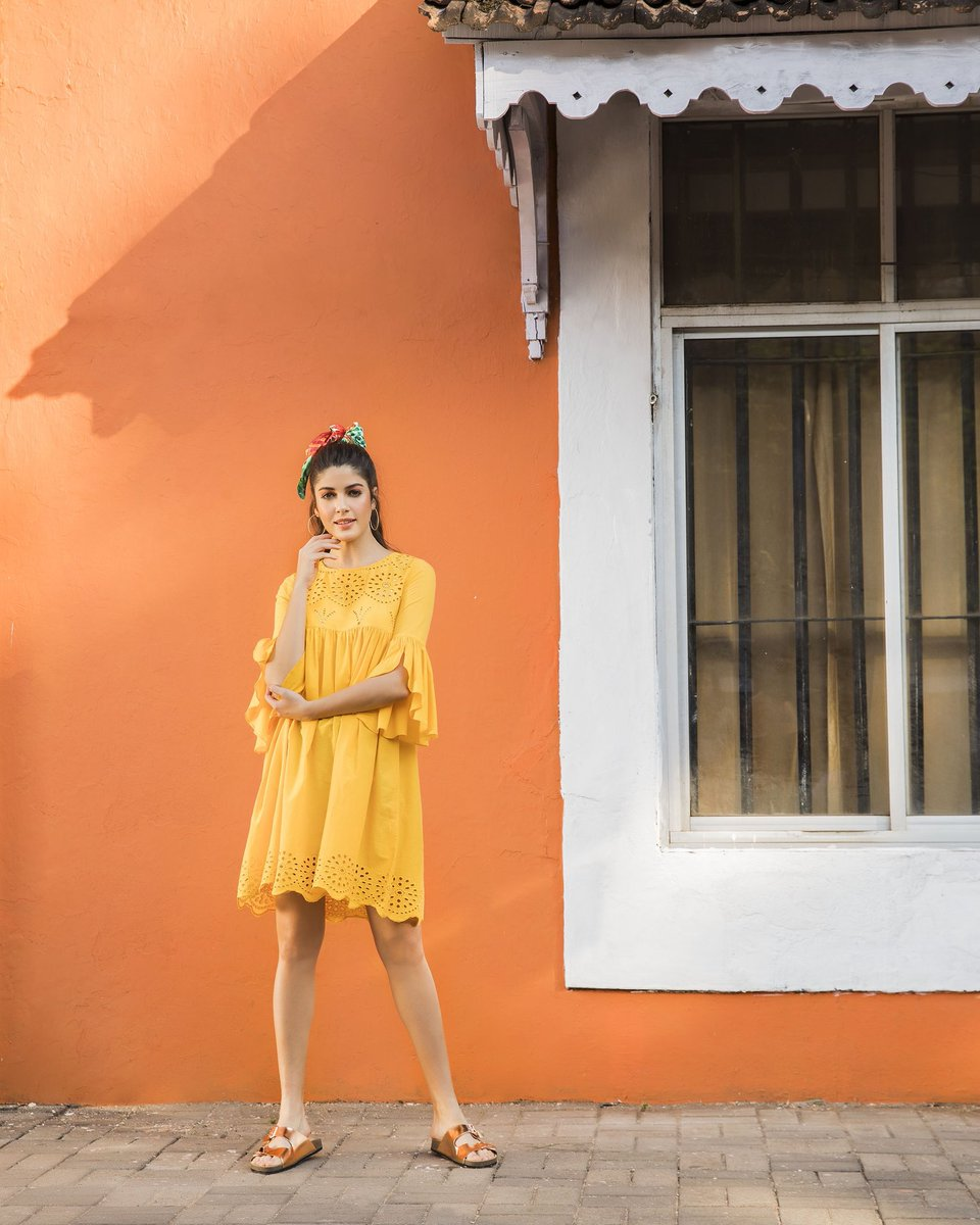 578f5f366fe Shop for more summer looks from a Trends store near you.  GetThemTalking   RelianceTrends  InstaFashion  ootd  fashionaddict  newarrivals   trendingfashion ...