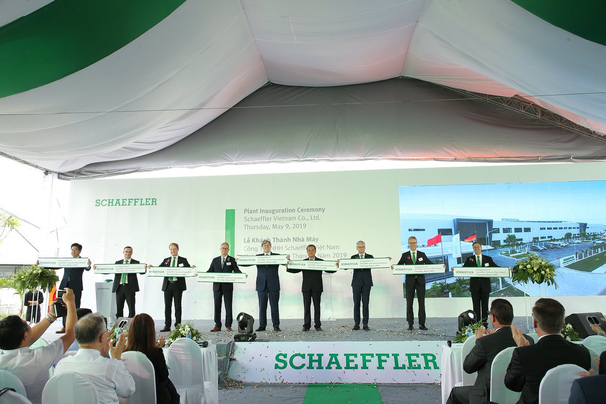 """save off 99b99 006d0 Mr. Schaeffler  """"Vietnam was Schaeffler s first manufacturing location in  Southeast Asia more than 11 years ago. There are many reasons for our  continued ..."""